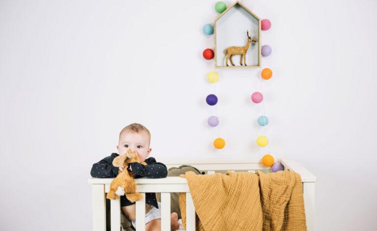 Come far fare una nanna sicura al tuo bambino o bambina