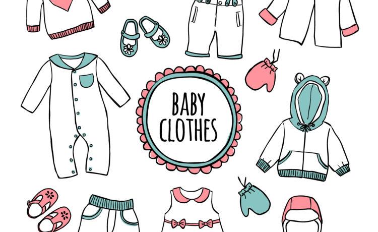 Come vestire i neonati mese per mese