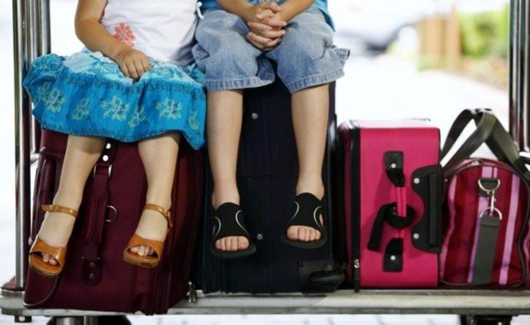 6 Consigli per viaggiare con bimbi piccoli